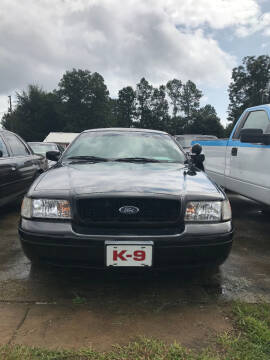 2008 Ford Crown Victoria for sale at Augusta Motors in Augusta GA