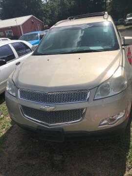 2010 Chevrolet Traverse for sale at Augusta Motors in Augusta GA