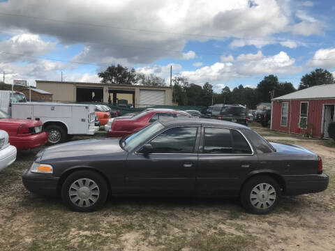 2006 Ford Crown Victoria for sale at Augusta Motors in Augusta GA