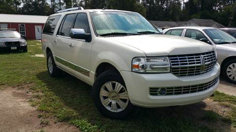 2007 Lincoln Navigator L for sale at Augusta Motors in Augusta GA