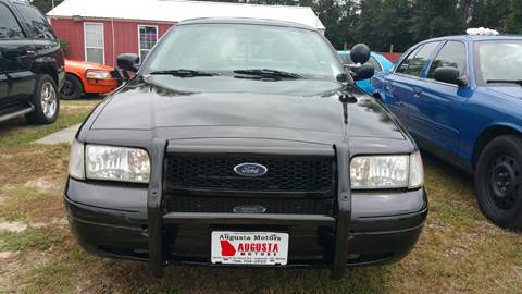 2008 Ford Crown Victoria for sale in Augusta, GA