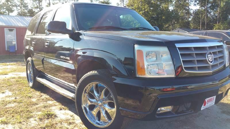 2003 Cadillac Escalade for sale at Augusta Motors in Augusta GA