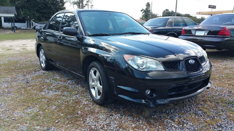 2006 Subaru Impreza for sale at Augusta Motors in Augusta GA