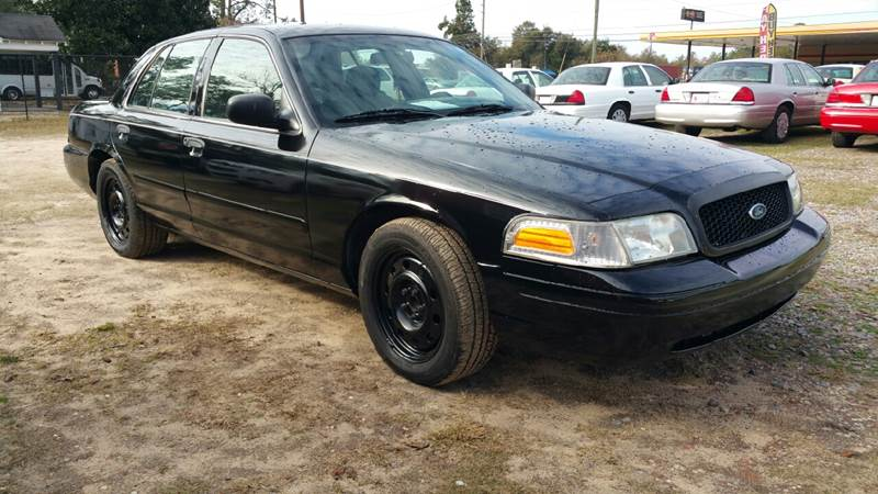 2006 Ford Crown Victoria Police Interceptor 4dr Sedan (3.55 axle) w ...