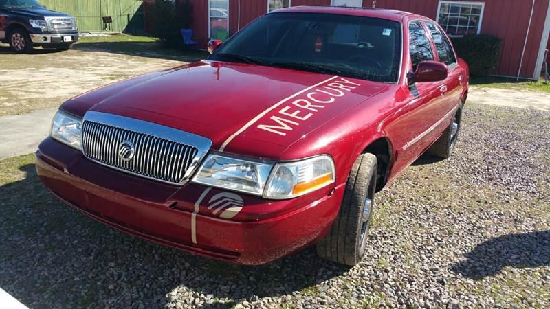 2003 Mercury Grand Marquis for sale at Augusta Motors in Augusta GA