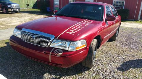 2003 Mercury Grand Marquis for sale at Augusta Motors in Augusta GA