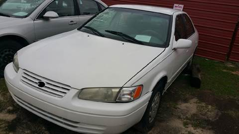 1998 Toyota Camry for sale at Augusta Motors in Augusta GA