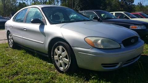 2005 Ford Taurus for sale at Augusta Motors in Augusta GA