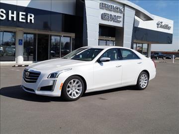 2015 Cadillac CTS for sale in El Dorado, KS