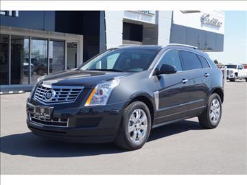 2015 Cadillac SRX for sale in El Dorado, KS