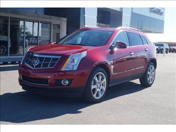 2012 Cadillac SRX for sale in El Dorado, KS