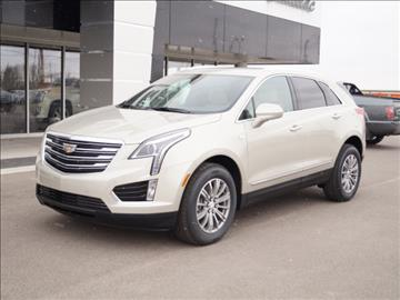 2017 Cadillac XT5 for sale in El Dorado, KS