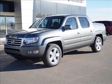 2013 Honda Ridgeline for sale in El Dorado, KS