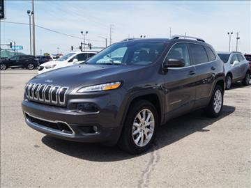 2017 Jeep Cherokee for sale in El Dorado, KS