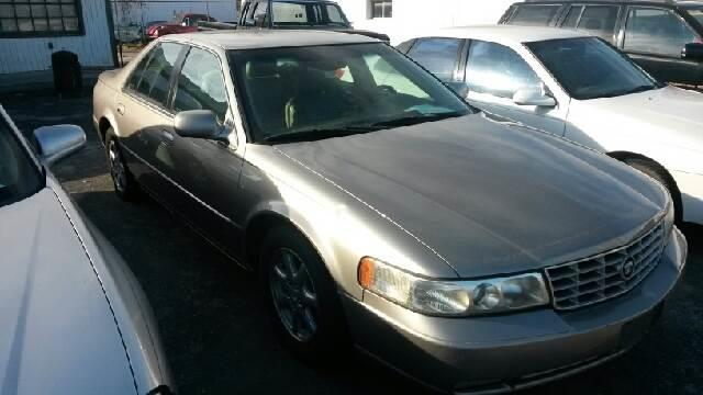 2001 Cadillac Seville Sts 4dr Sedan In Bethany Ok Madison Motors