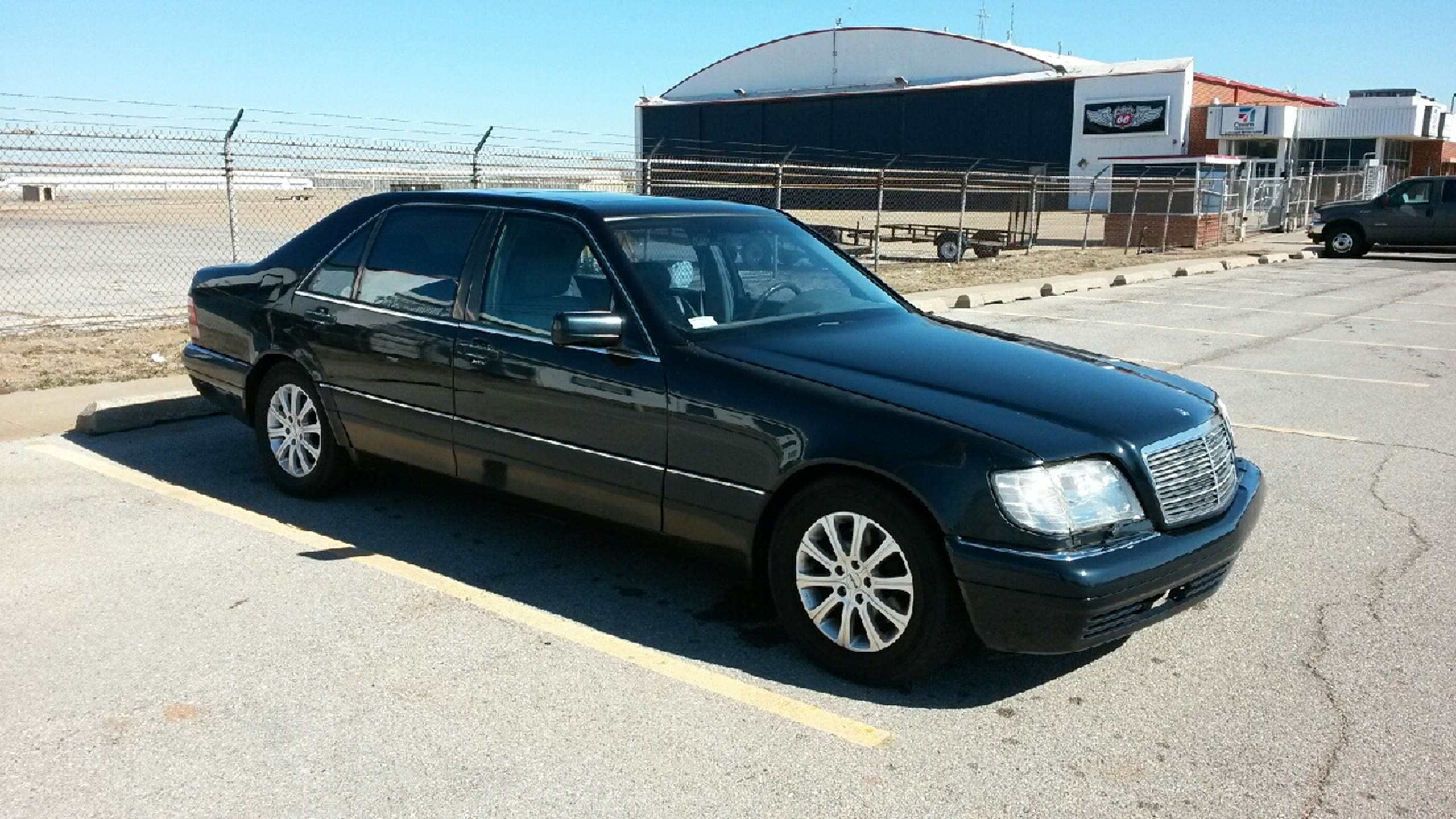 1997 Mercedes-Benz S-Class for sale in Bethany, OK