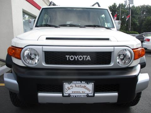 2014 Toyota FJ Cruiser for sale in Hamilton, NJ