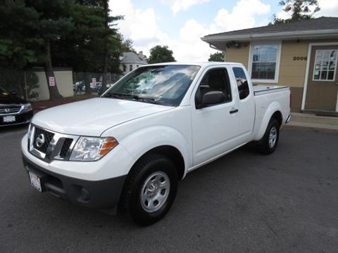 2013 Nissan Frontier for sale in Hamilton, NJ