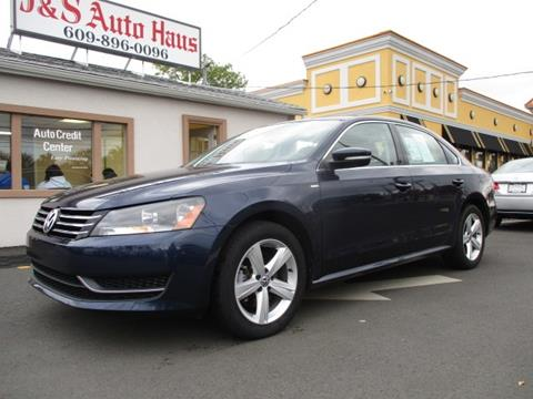 2014 Volkswagen Passat for sale in Hamilton, NJ