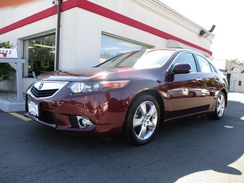 2011 Acura TSX for sale in Hamilton, NJ