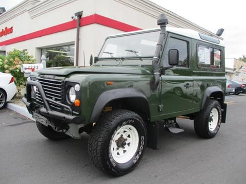 1984 Land Rover Defender for sale in Hamilton, NJ