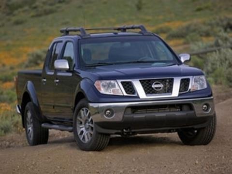 2012 Nissan Frontier for sale in Hamilton, NJ