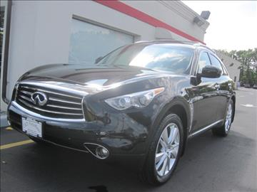 2013 Infiniti FX37 for sale in Hamilton, NJ