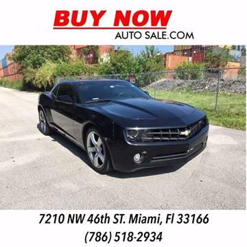 2011 Chevrolet Camaro for sale in Miami, FL