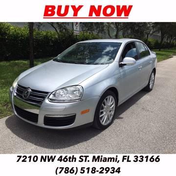 2009 Volkswagen Jetta for sale in Miami, FL