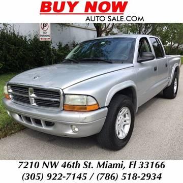 2004 Dodge Dakota for sale in Miami, FL