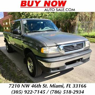 2000 Mazda B-Series Pickup for sale in Miami, FL