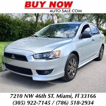2010 Mitsubishi Lancer for sale in Miami, FL