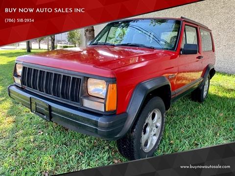 1995 Jeep Cherokee for sale in Miami, FL