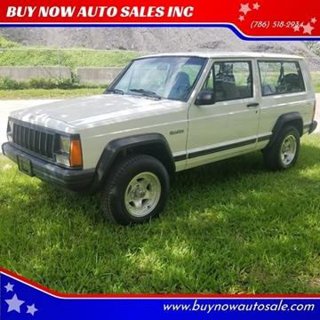 1996 Jeep Cherokee for sale in Miami, FL