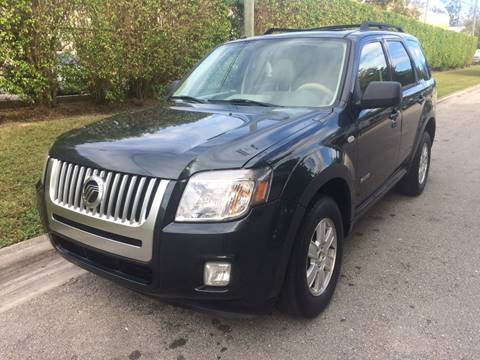 2008 Mercury Mariner for sale in Miami, FL