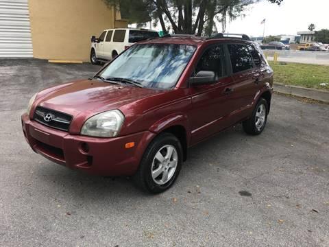 2007 Hyundai Tucson for sale in Miami, FL
