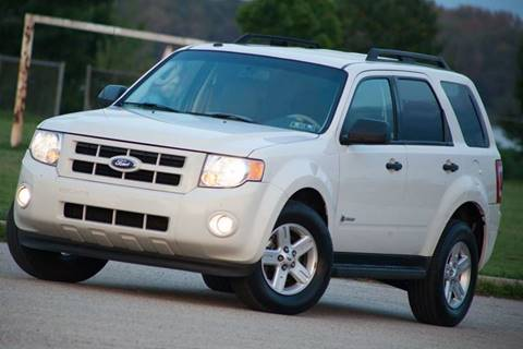 2009 Ford Escape Hybrid for sale in Philadelphia, PA