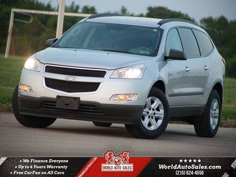 2010 Chevrolet Traverse for sale in Philadelphia, PA