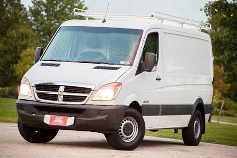 2007 Dodge Sprinter Cargo for sale in Philadelphia, PA