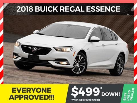 2018 Buick Regal Sportback for sale in Philadelphia, PA