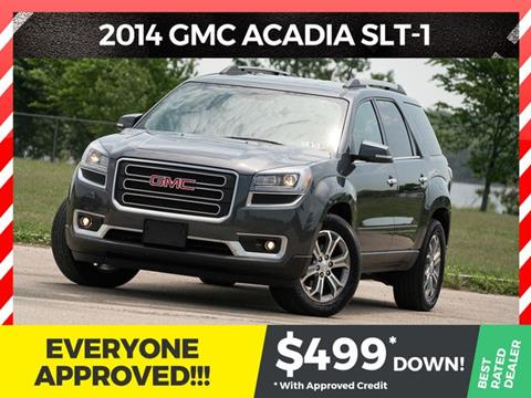 2014 GMC Acadia for sale in Philadelphia, PA