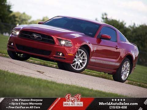2013 Ford Mustang for sale in Philadelphia, PA