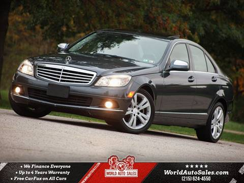 2009 Mercedes-Benz C-Class for sale in Philadelphia, PA