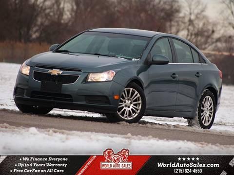 2012 Chevrolet Cruze for sale in Philadelphia, PA