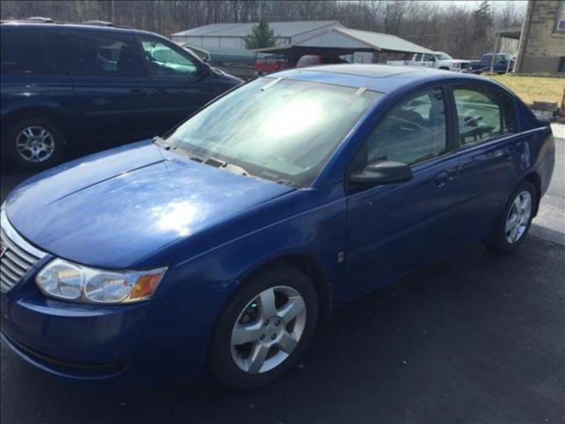 2006 Saturn Ion 2 4dr Sedan w/Manual - Cape Girardeau MO