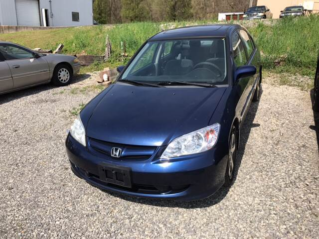 2004 Honda Civic EX 4dr Sedan - Cape Girardeau MO