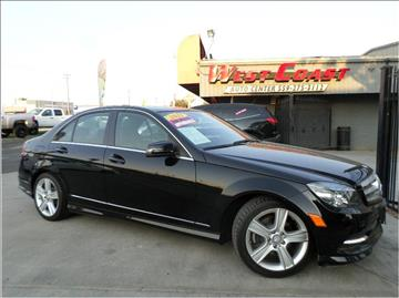 2011 Mercedes-Benz C-Class for sale in Fresno, CA