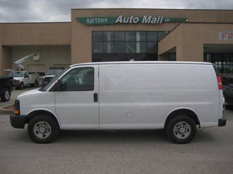 2008 Chevrolet Express Cargo for sale at Raytown Auto Mall Enterprise in Raytown MO
