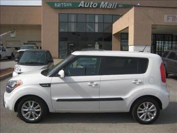 2013 Kia Soul for sale at Raytown Auto Mall Enterprise in Raytown MO