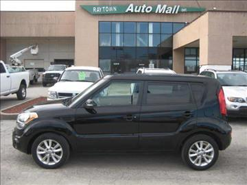 2012 Kia Soul for sale at Raytown Auto Mall Enterprise in Raytown MO
